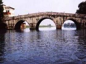 江东第一桥——叶家桥
