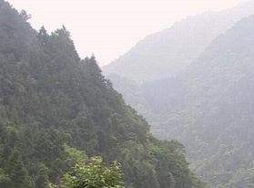 永泰青云山风景名胜区