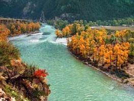 天祝三峡国家森林公园