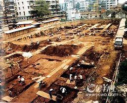 南越国宫署遗址
