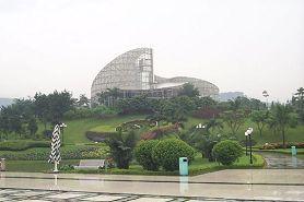 广州麓湖公园