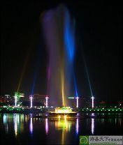 亚州第一高喷泉