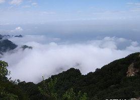 新会圭峰山