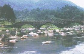 怀集三岳自然保护区