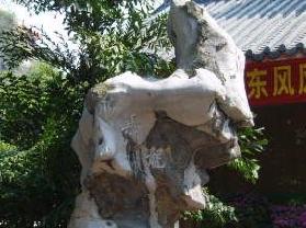 箭盘山奇石园