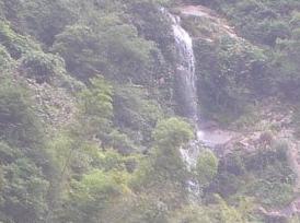 犀牛潭瀑布