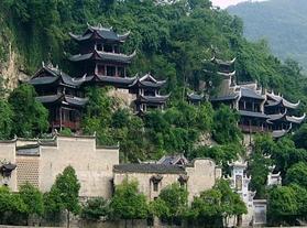 青龙洞古建筑群