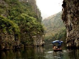 洛北河漂流