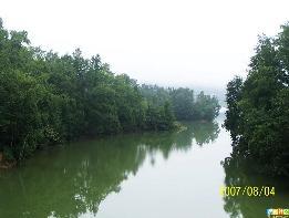 三岔河水利风景区