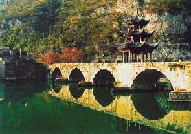 盐津河温泉