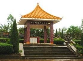 竹土良桥战斗纪念亭
