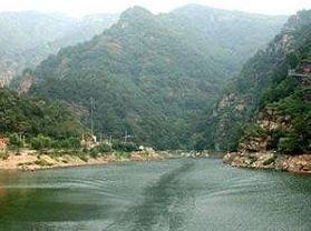 三河大峡谷