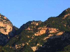 黑山关风景区