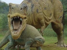 中国西峡恐龙遗迹园