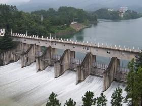 南漳三道河风景区