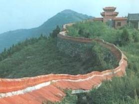 白兆山旅游风景区