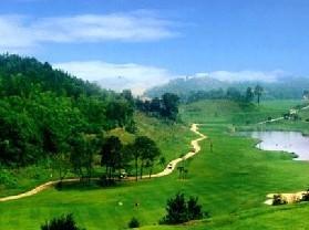 湖南梓山湖国际高尔夫俱乐部