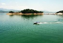 天目湖太公山风景区