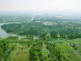 洪泽农场鸟类自然保护区