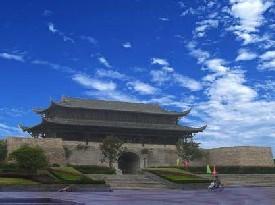 宜春钟鼓楼(古天文台)
