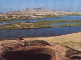 其甘沙漠旅游区