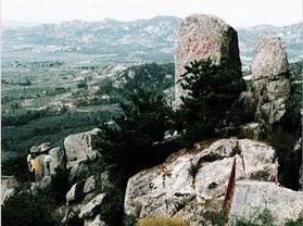 圣经山风景区