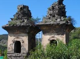 开化寺连理塔