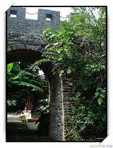 川沙古城墙