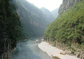 嘉州小三峡