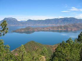 四川凉山泸沽湖