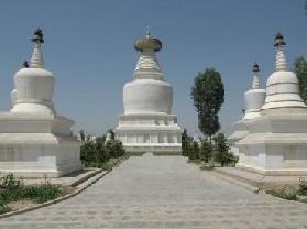 佛教寺遗址