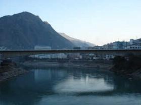 福贡高山湖