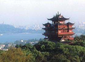 西湖·吴山天风(新十景)