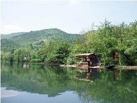 杭州双溪漂流旅游景区