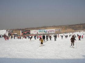 山西九龙国际滑雪场