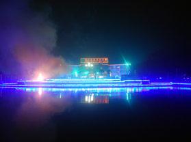 西安渭水园温泉
