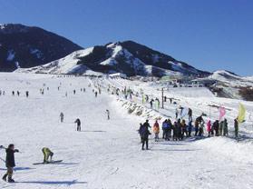 新疆乌鲁木齐阳光SPORT滑雪场