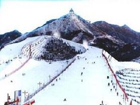 长治神农滑雪场