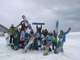 长白山国际天然滑雪公园