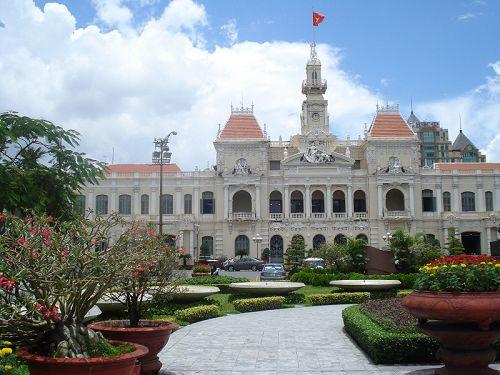 市政厅(Ho Chi Minh City Hall)