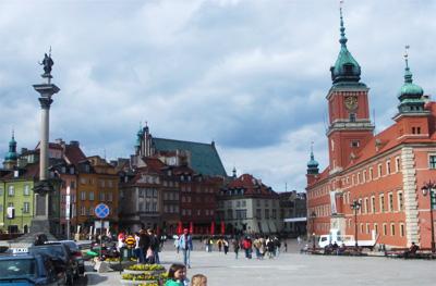 华沙古城(Warsaw Old Town)