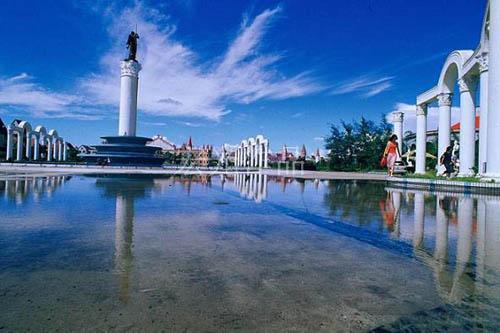 罗马广场 Roma Square 罗马广场 Roma Square 旅游地图 罗马广场