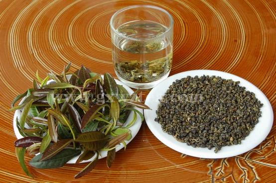 天然石崖茶