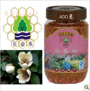 长命水村蜂蜜-便秘套餐茶花粉+山花蜜