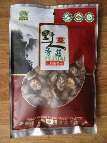 野人寨直销香菇 食用菌菇
