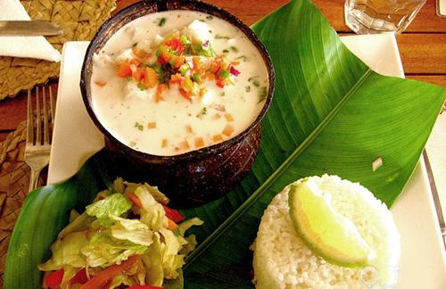 斐济特产美食