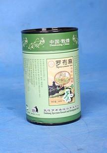 2010年新茶野生罐装敦煌特产小花罗布麻茶