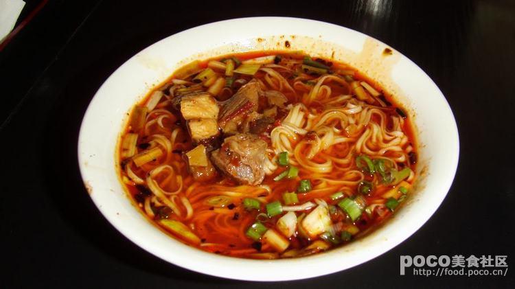 内江小吃-牛肉面