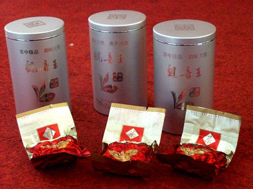 双伟茶业之皇口香四级铁观音