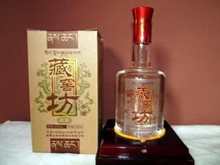 西藏拉萨特产青稞酒
